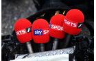 SkyTV - Formel 1 - GP Deutschland - Hockenheim - 18. Juli 2014