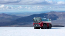 Sleipnir Glacier Truck Island 8x8 Gletscher-Bus