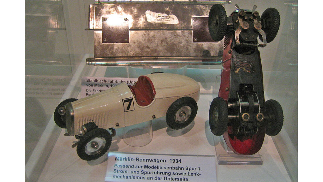 Slotcars, Ausstellung Balingen Zehntscheuer, mokla 2012, 0212