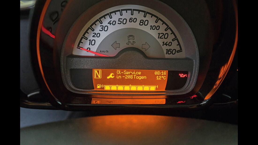 Smart 451 Fortwo, Gebrauchtwagen-Check, asv1417