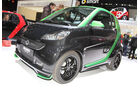 Smart Brabus Electric Drive, Autosalon Genf 2012, Messe, Tuner, Smart, Brabus