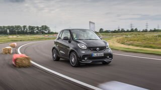 Smart Brabus Fortwo, Frontansicht
