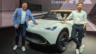 Smart Concept #1 Interview Adelmann CEO