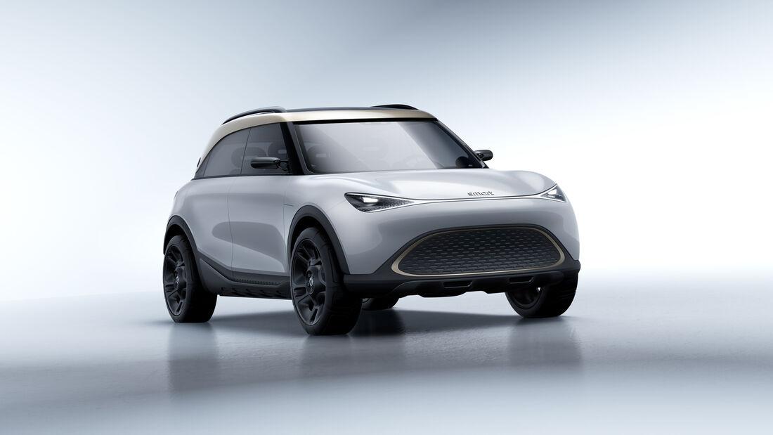 Smart Concept #1 SUV-Studie