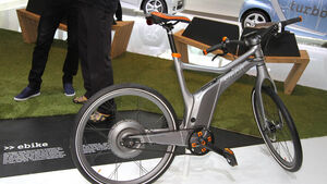 Smart E-Bike IAA
