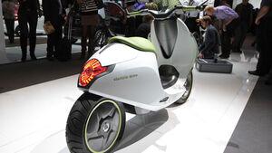 Smart E-Scooter Paris 2010