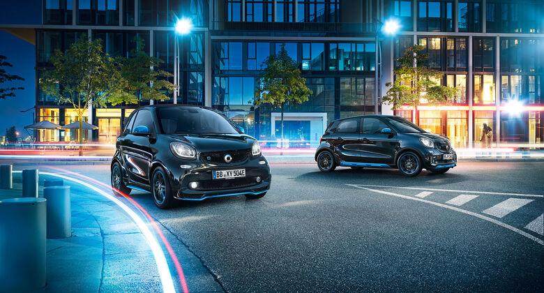Smart EQ Forfour Nightsky