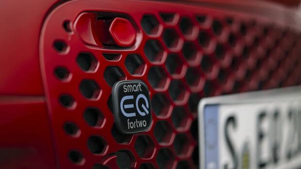 Smart EQ Fortwo, Exterieur