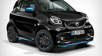 Smart EQ Fortwo Nightsky