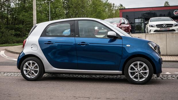 Smart Forfour, Gebrauchtwagen-Check, asv1318