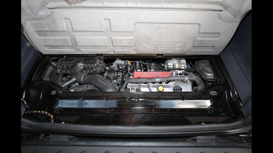 Smart Fortwo 1.0 Brabus, Motor