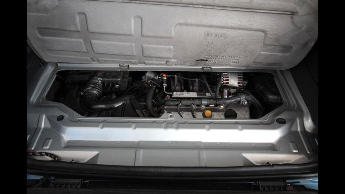 Smart Fortwo 1.0 mhd, Motor