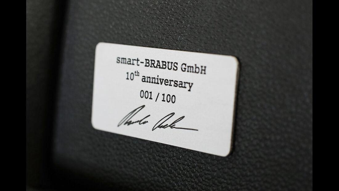 Smart Fortwo Brabus 10th anniversary