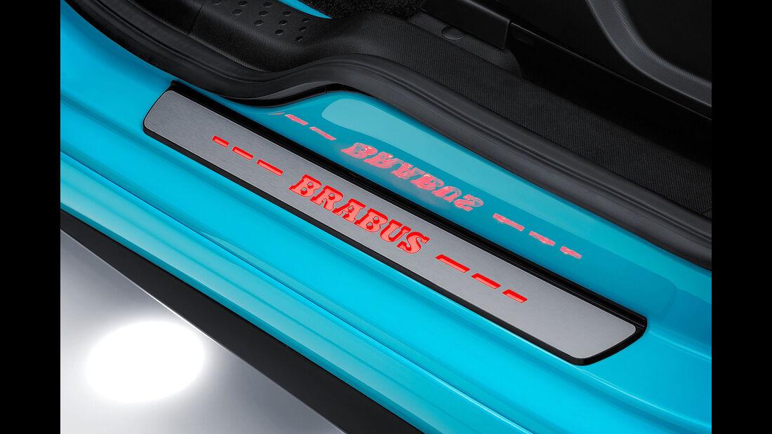 Smart Fortwo Brabus Ultimate 125 Cabrio