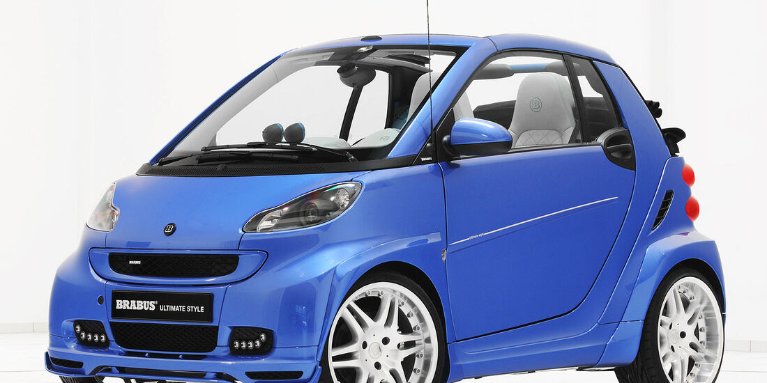 Smart Fortwo Brabus Ultimate Style