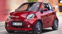 Smart Fortwo Cabrio, Best Cars 2020, Kategorie H Cabrios