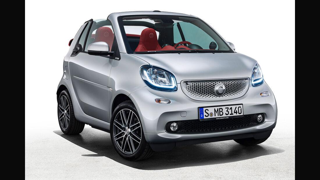 Smart Fortwo Cabrio Brabus Edition #2
