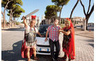 Smart Fortwo ED, Rom, Gladiator