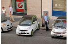 Smart Fortwo ED, Rom, Parken