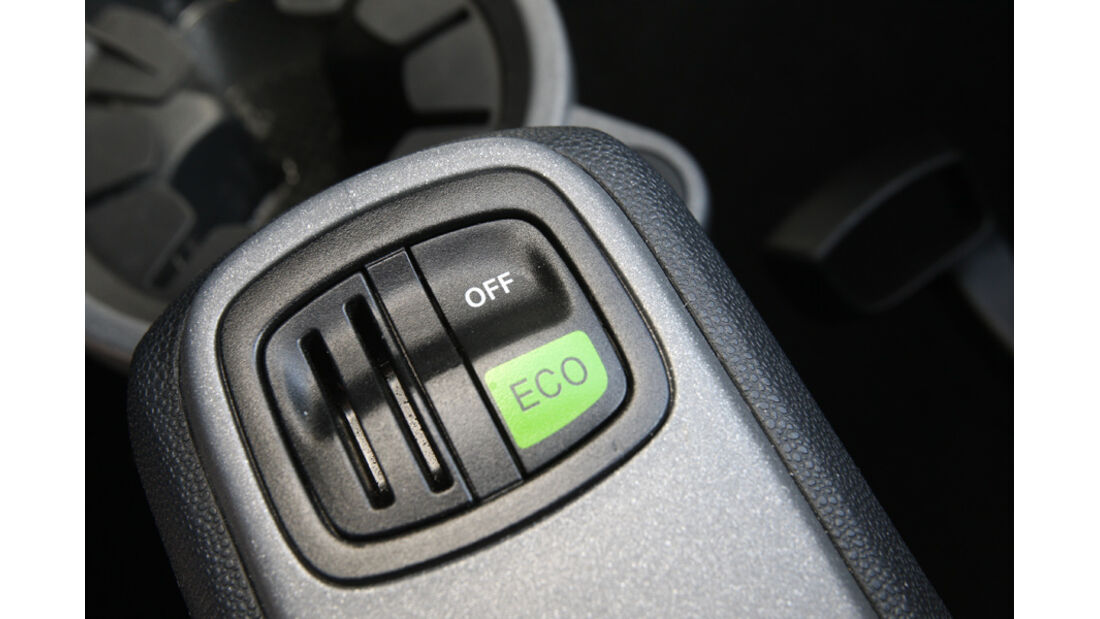 Smart Fortwo, Eco