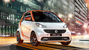 Smart Fortwo Edition Flashlight Sondermodell