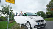 Smart Fortwo Electric Drive, Christine Oehling