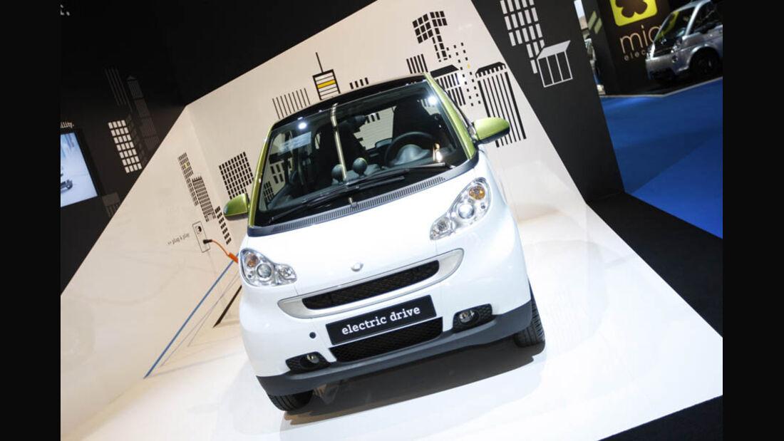 Smart Fortwo Electric Drive IAA