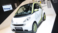 Smart Fortwo Electric Drive IAA