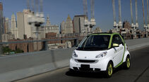 Smart Fortwo Electric Drive, New York