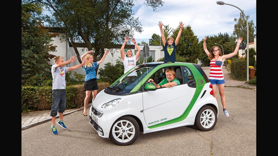 Smart Fortwo Electric Drive, Rudi Seufert