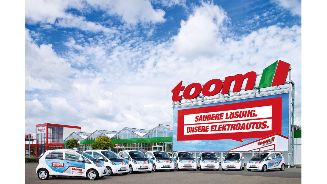 Smart Fortwo Electric Drive, Toom