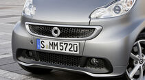 Smart Fortwo Facelift 2012 Frontgrill