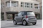 Smart Fortwo Facelift 2012 Heck