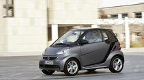 Smart Fortwo Facelift 2012 Seitenansicht