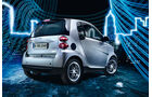 Smart Fortwo Limited Silver Sondermodell