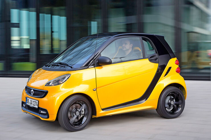 Smart Fortwo Mhd Verbrauch