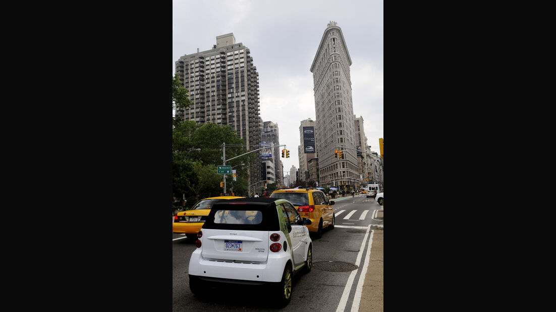 Smart Fortwo in USA