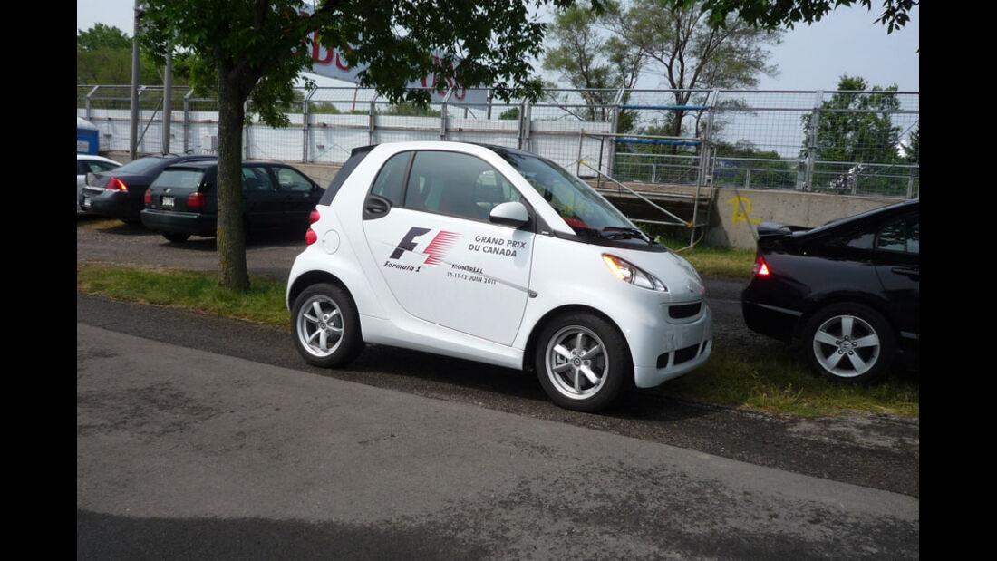Smart GP Kanada 2011