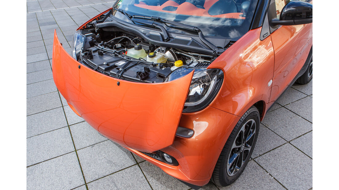Smart, Motor