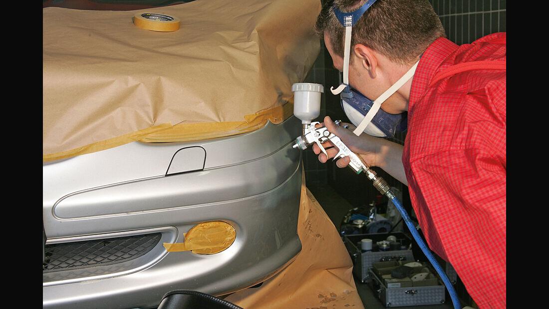Smart Repair, Airbrush-Pistole