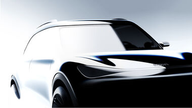 Smart SUV Geely Joint Venture China 2022