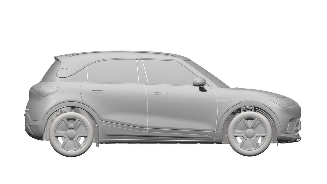 Smart SUV Patent