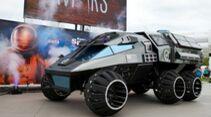 Smart Tire Company Nasa Concept