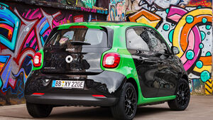 Smart W 453 Forfour ed electric drive (2017)