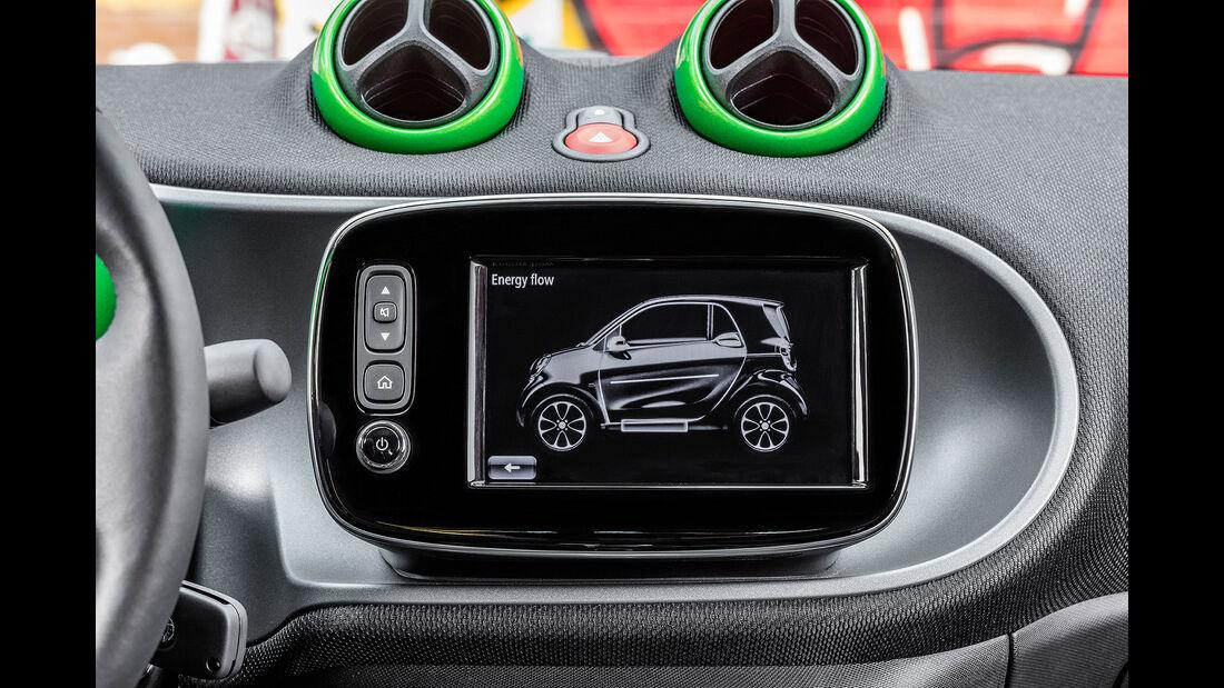 Smart W 453 electric drive (2017)