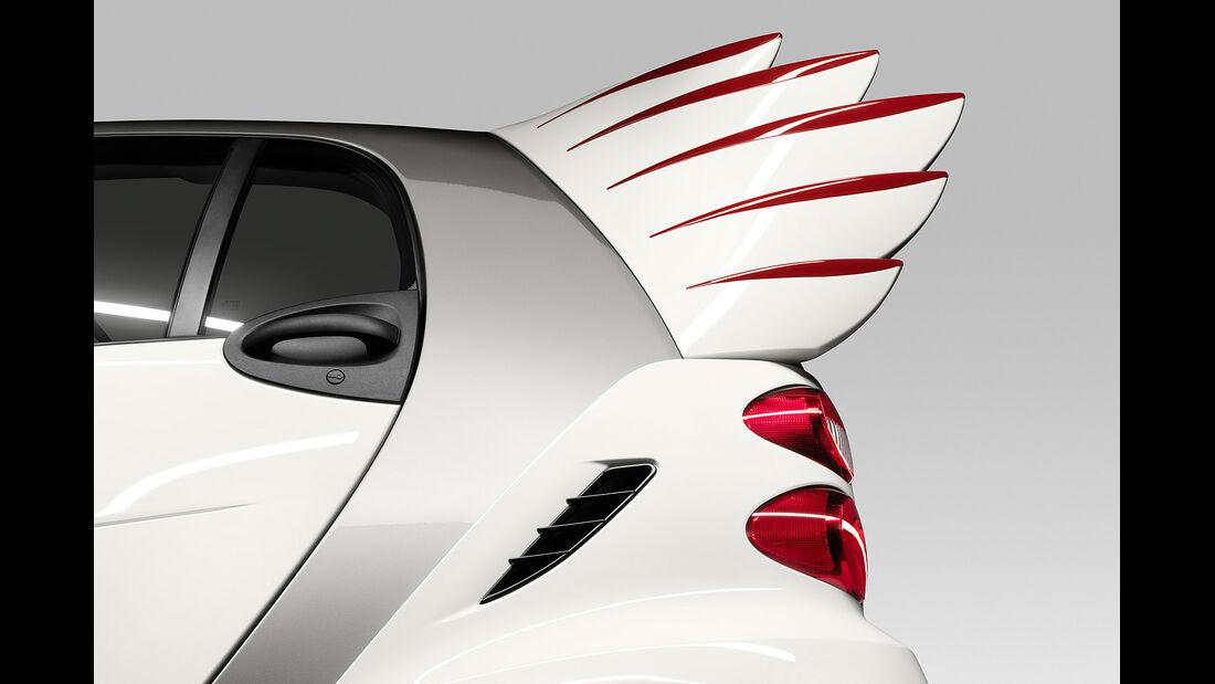 Smart forjeremy Serienedition, Auto Shanghai 2013
