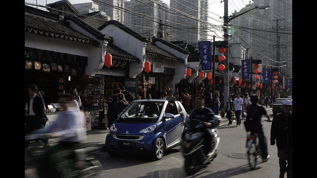 Smart in Shanghai