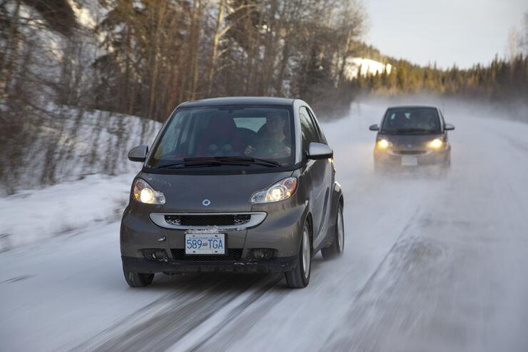 Smart in Yukon