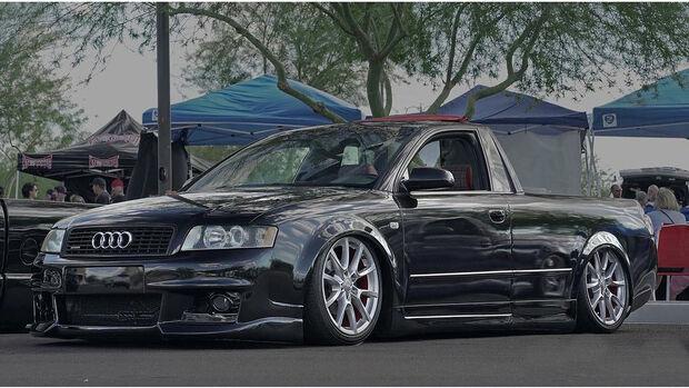 Smith Performance Build Pickup-Umbau