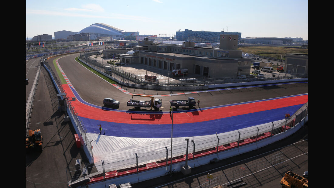 Sochi - GP Russland 2014